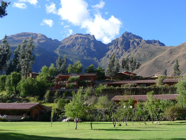 Heaven in the Sacred Valley
