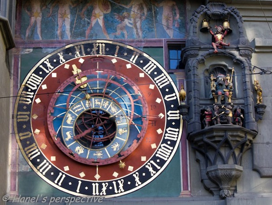 Foxtrail of the old inner city of Bern, UNESCO (heritage)- intriguing