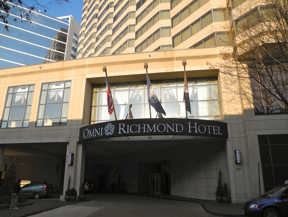 A Luxury Hotel in Richmond, Virginia Richmond Virginia United States