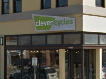 Clever Cycles Portland Oregon United States