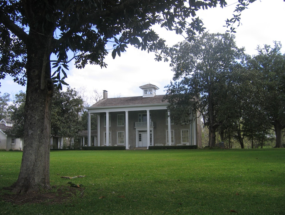 Varner-Hogg Plantation State Historic Site West Columbia Texas United States