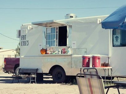 Fat Lyle's  Marfa Texas United States
