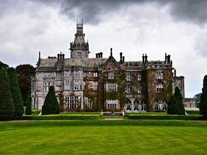 Adare Manor Hotel and Golf Resort Adare  Ireland
