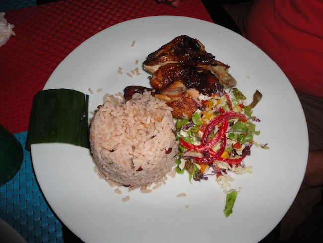 Ocho Rios' Tasty Retreat