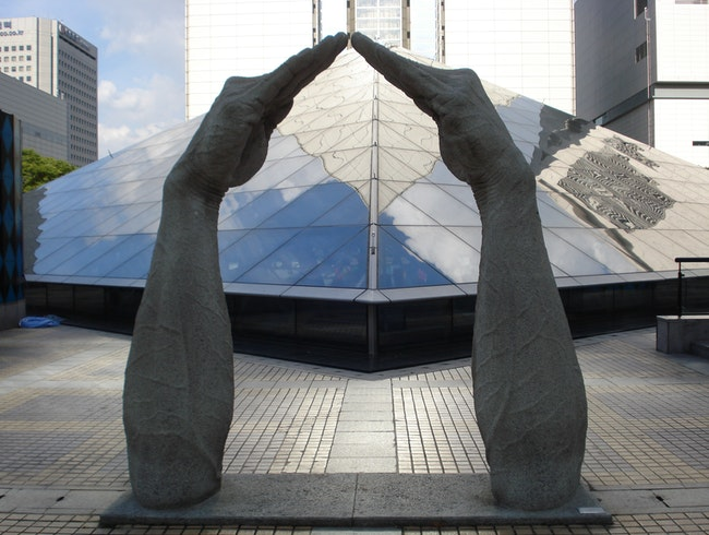 Public Art Reigns in Seoul