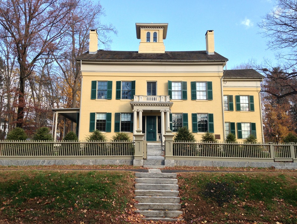 The Dickinson Homes Amherst Massachusetts United States