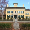 Emily Dickinson Museum Amherst Massachusetts United States