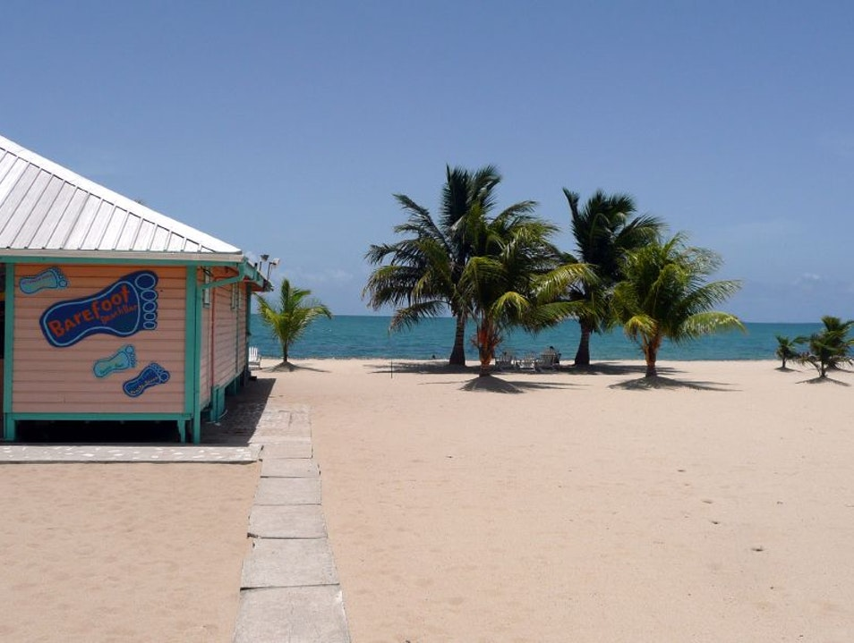 Seaside Drinks and Tacos in Belize