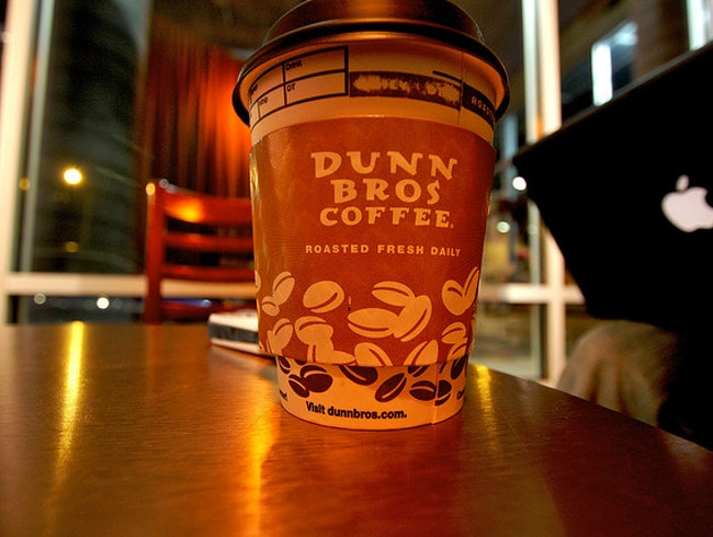 Find Chocolate Nirvana at Dunn Bros