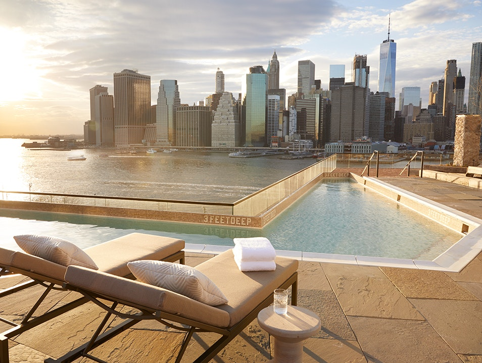 1 Hotel Brooklyn Bridge New York New York United States