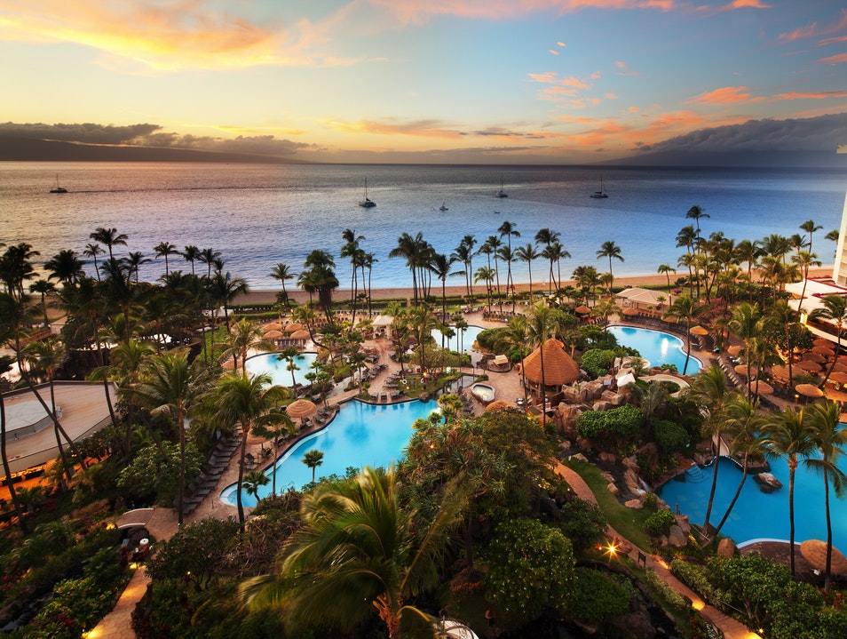 The Westin Maui Resort & Spa, Ka'anapali Lahaina Hawaii United States