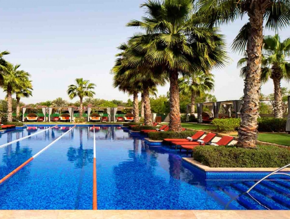 The Westin Abu Dhabi Golf Resort & Spa Abu Dhabi  United Arab Emirates
