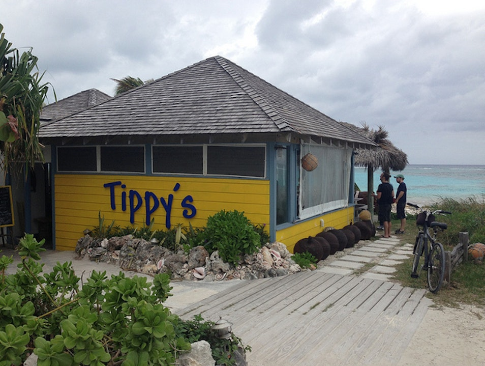 Good Food and Good Times Central Eleuthera  The Bahamas