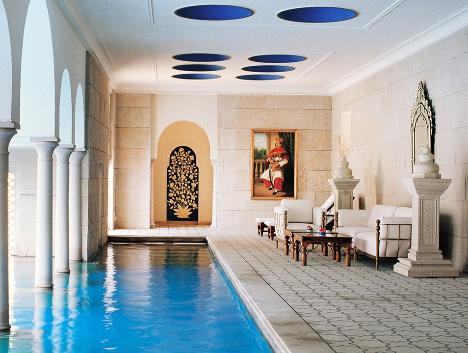 The Oberoi Amarvilas Agra  India