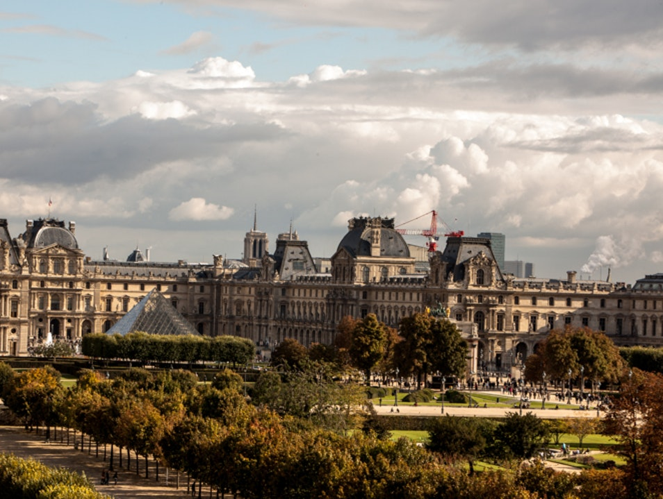 Westin Paris: Sleep above the Tuileries Garden Paris  France