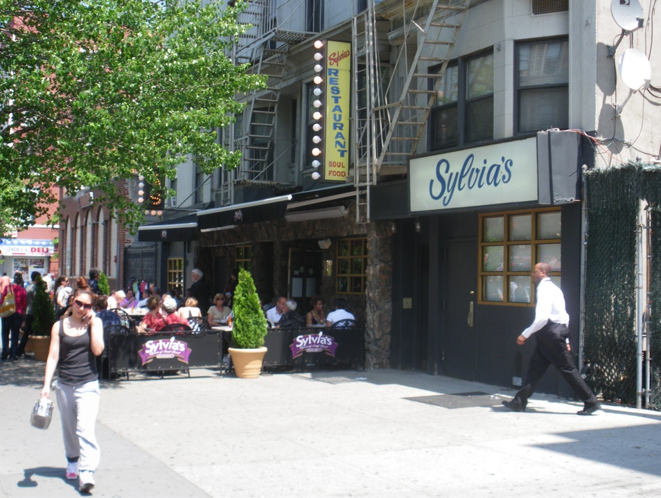 Had the wonderful Sunday Gospel Brunch here.  New York New York United States