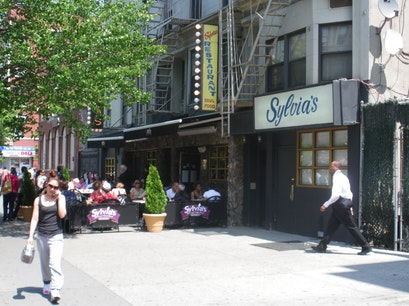 Sylvia's Restaurant New York New York United States