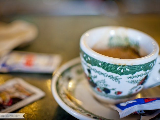 Gran Caffe Gambrinus- the most important Literary cafes in Italy