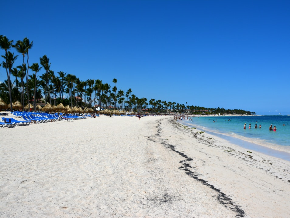 Beautiful Bavaro Beach Bavaro  Dominican Republic