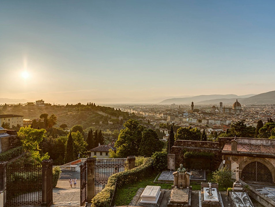 Walk to San Miniato al Monte for the Best Views of Florence   Italy