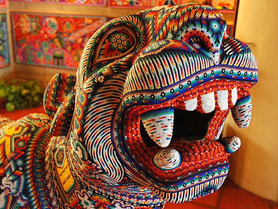 Authentic Arts and Crafts San José del Cabo  Mexico