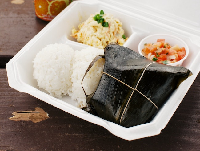 Traditional Hawaiian Food in Oahu