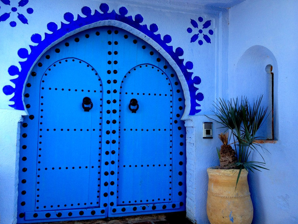 It Just Doesn't Get More Moroccan Than This Chefchaouen  Morocco