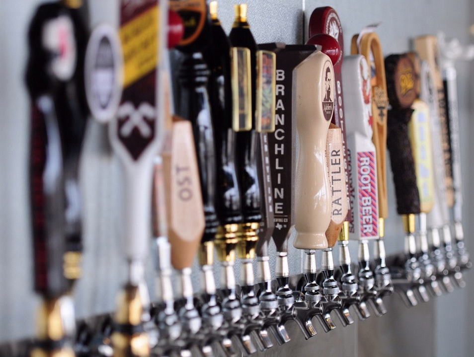 Paradise for Craft Beer Lovers Houston Texas United States