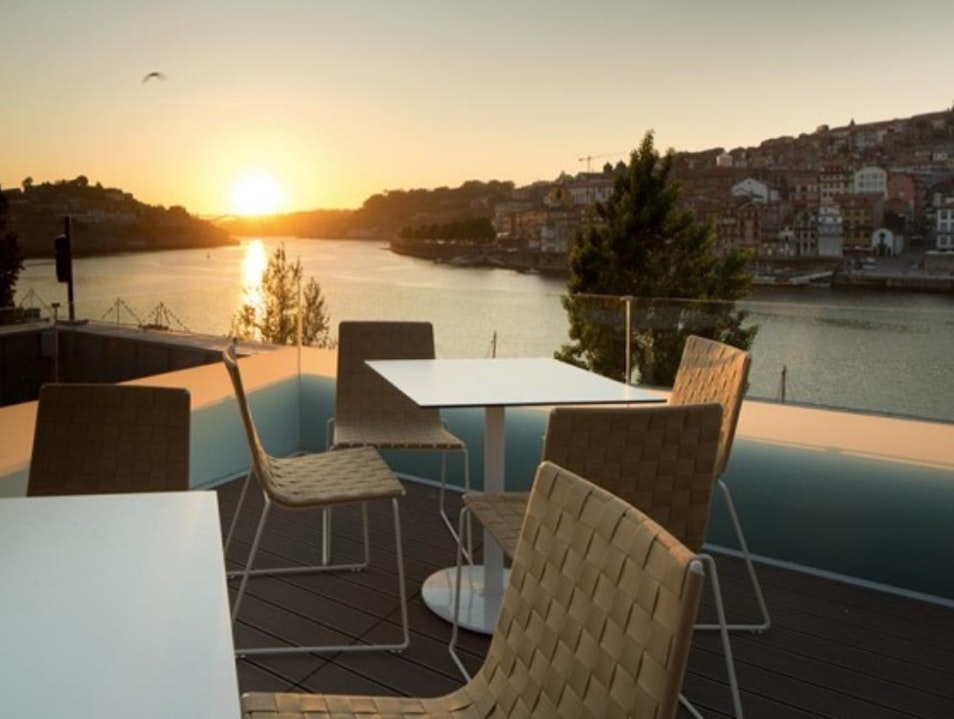 Secret terrace with stunning city views Vila Nova De Gaia  Portugal