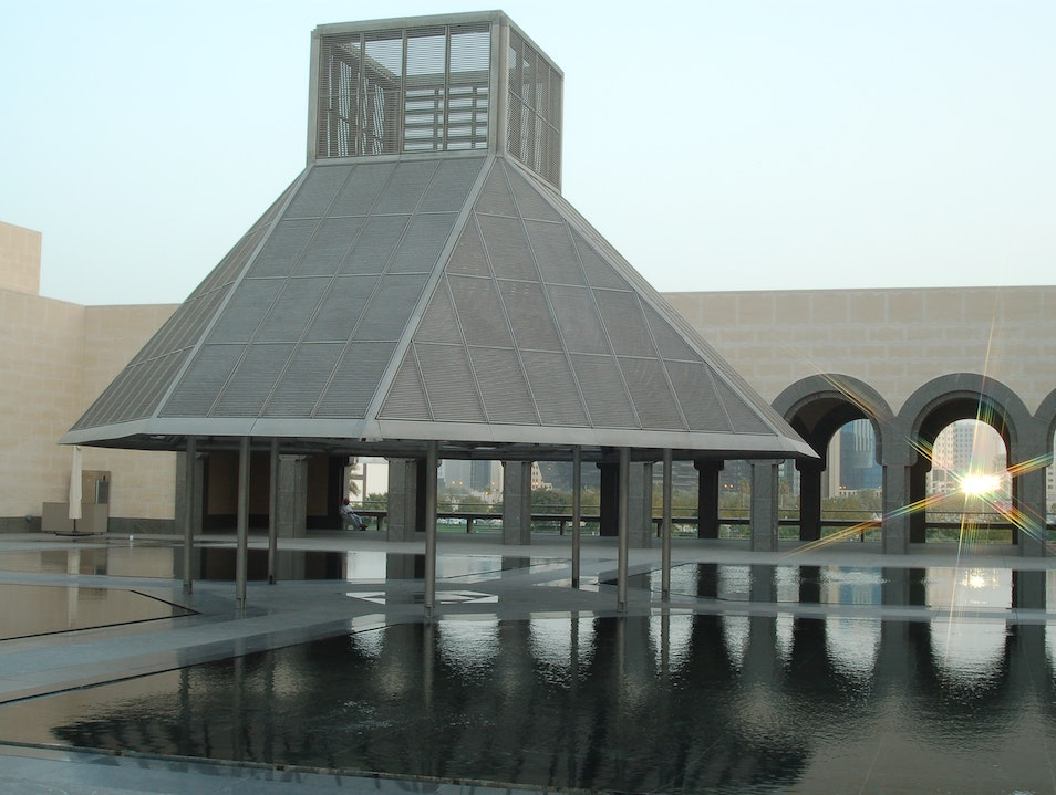Visit the Museum of Islamic Art Doha  Qatar