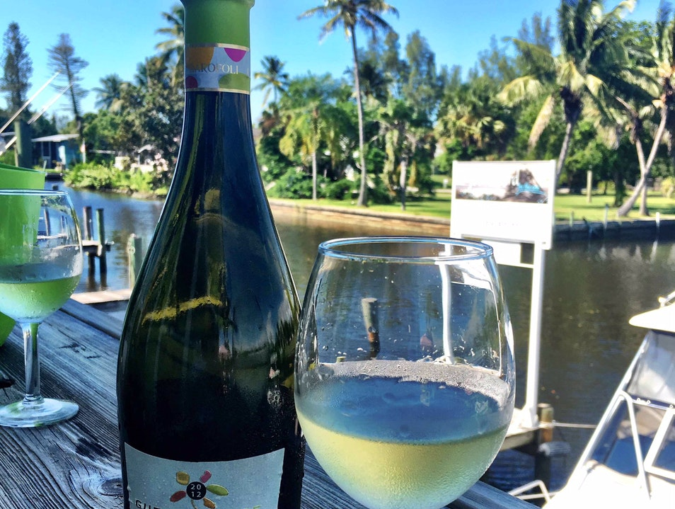 Wine with a View at Market 360 Naples Florida United States