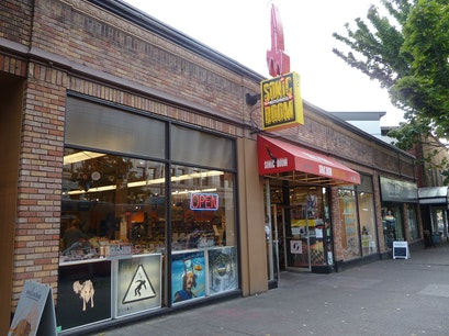Sonic Boom Records Seattle Washington United States