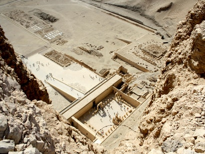 Temple of Hatshepsut Luxor  Egypt