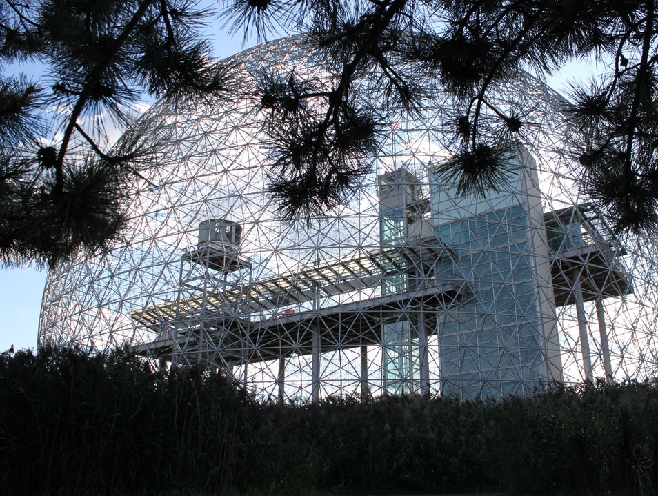 Exploring Montreal's Biosphere Montreal  Canada