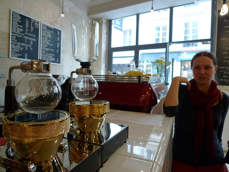 Where to Find Good Coffee in Paris