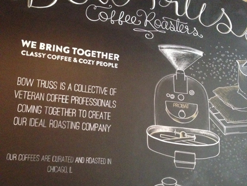 Locally Roasted Coffee in Chicago