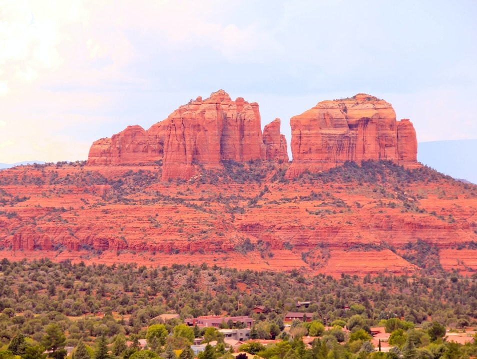 Breathtaking Views Sedona Arizona United States