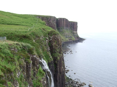 Kilt Rock, Isle of Skye, Scotland Elishader  United Kingdom