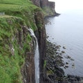 Kilt Rock, Isle of Skye, Scotland Portree  United Kingdom
