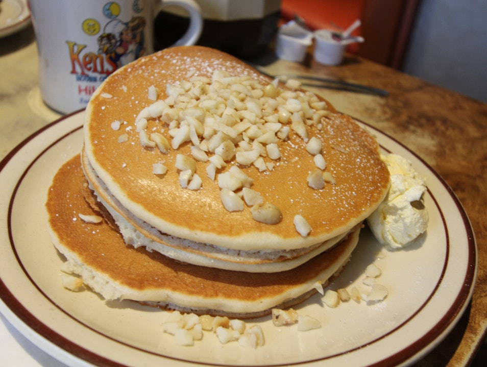 Pancakes and Island Breakfasts