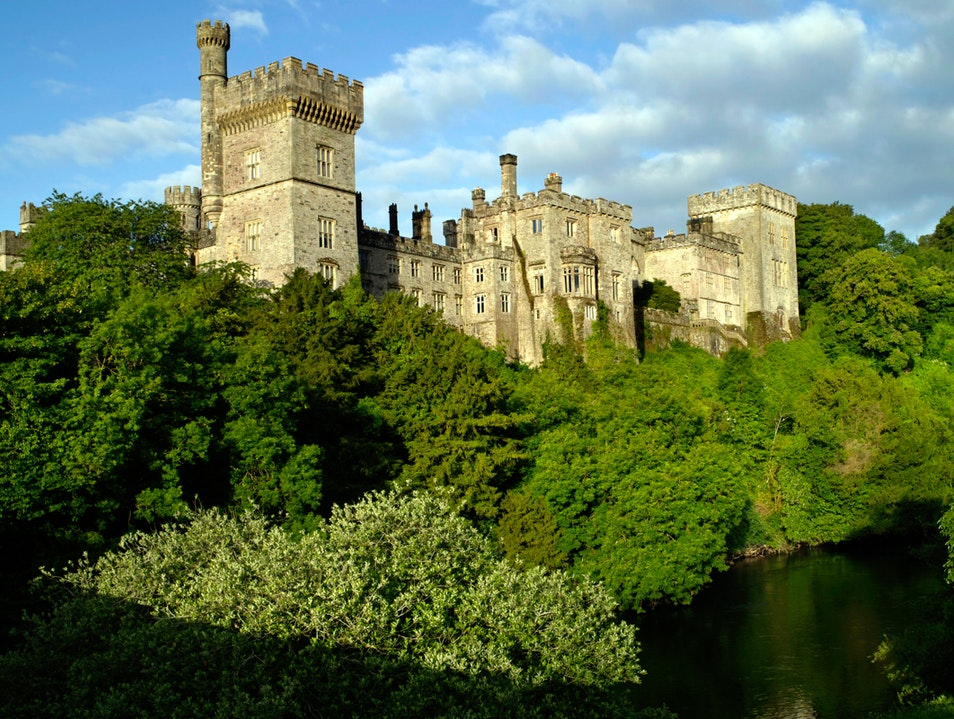 Lismore Castle Gardens Waterford  Ireland