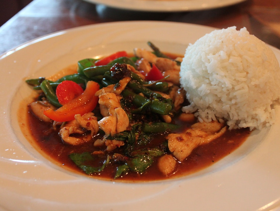 Authentic Thai Curries and Soups