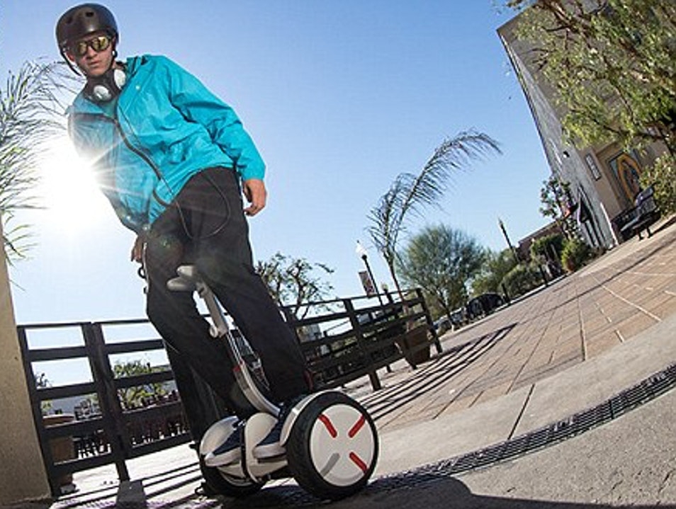 Doing Segway Tours in L.A.