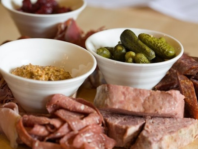 Wine & Charcuterie at Murray Street