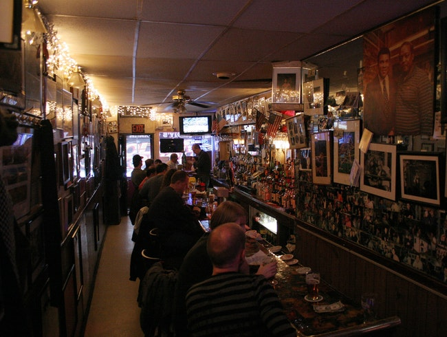 Times Square's Last Dive Bar