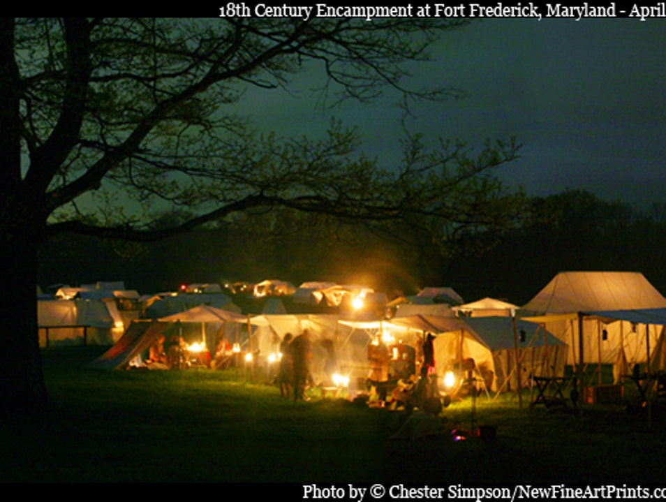 18th-Century Market Fair at Fort Frederick State Park