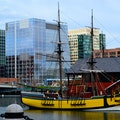 Boston Tea Party Ship & Museum Boston Massachusetts United States