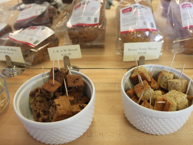 A Bakery Devoted to Gluten Free Goodness