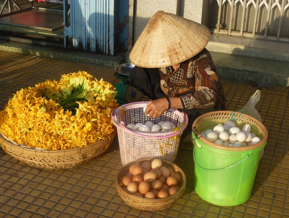 Street Vendors in Can Tho, Vietman Can Tho  Vietnam