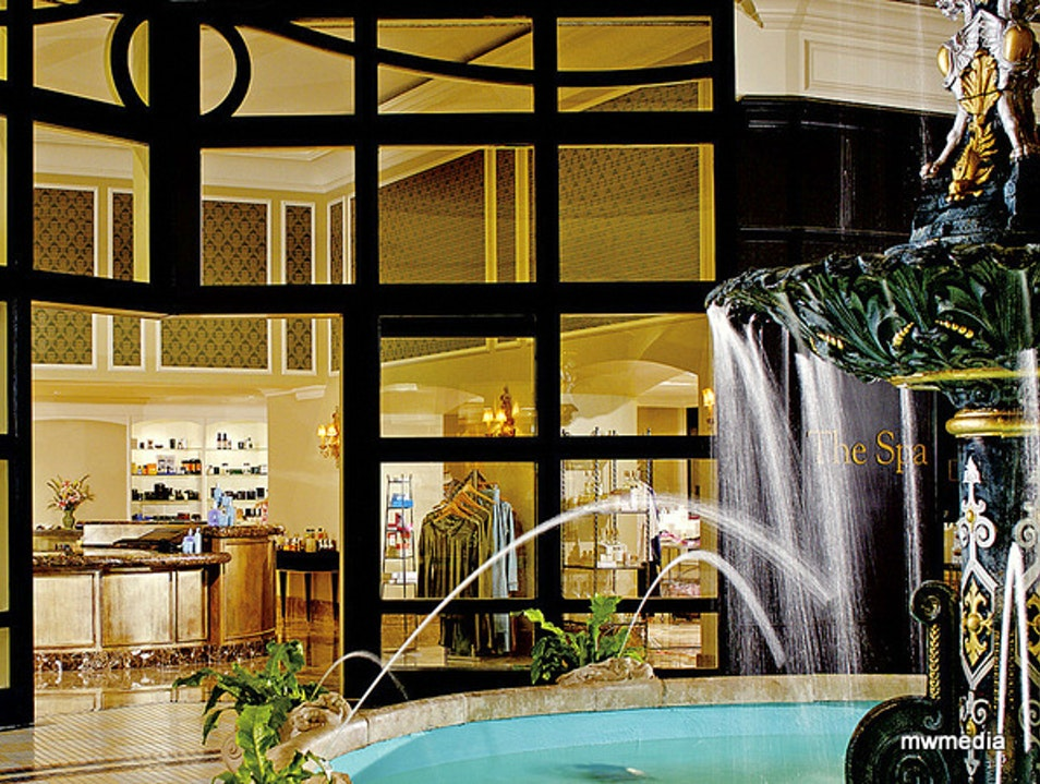 Relax in New Orleans at The Ritz-Carlton Spa®
